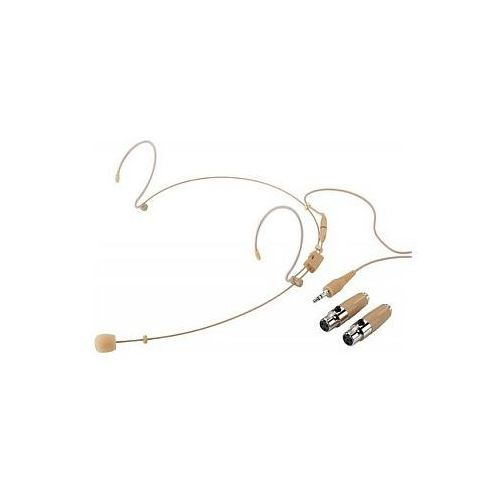 IMG Stage Line HSE-150A/SK, bardzo lekki mikrofon nagłowny (mikrofon)