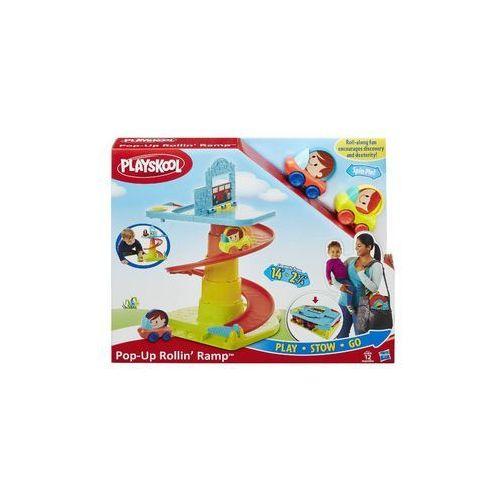 Hasbro Pierwszy garaż pop-up rollin' ramp playskool  (5010994877613)