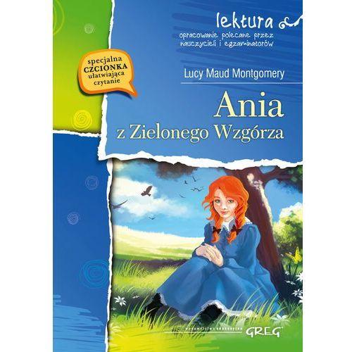 Ania z Zielonego Wzgórza - Wysyłka od 3,99 - porównuj ceny z wysyłką, GREG