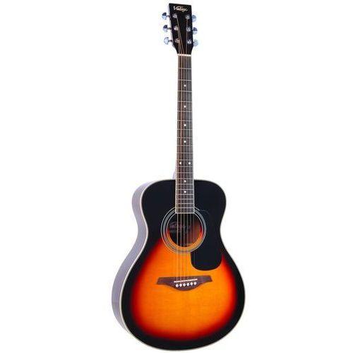 Vintage V300VSB, gitara akustyczna - sprawdź w wybranym sklepie