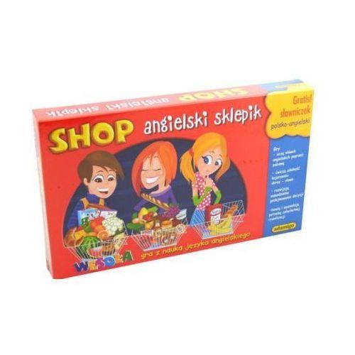Adamigo Shop angielski sklepik gra edukacyjna