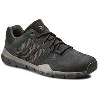 Buty adidas - Anzit Dlx M18556 Cblack/Cblack/Sbrown, rozmiar od 44 do 46, czarny