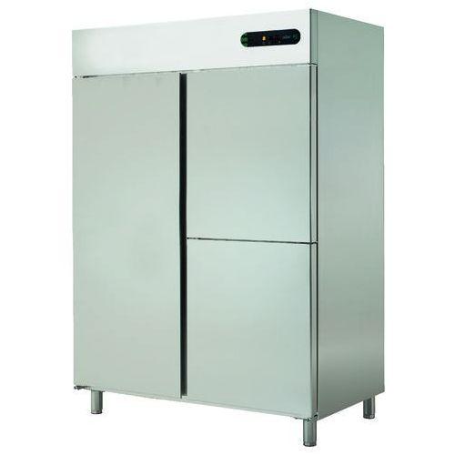Szafa chłodnicza 3-drzwiowa 1400 l, 1388x826x2008 mm | ASBER, ECP-1403