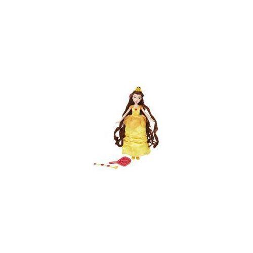 Księżniczka z długimi włosami disney princess  (bella) od producenta Hasbro