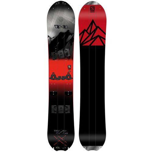 Nowa deska snowboard premiere splitboard 157cm 2017/18 marki Salomon