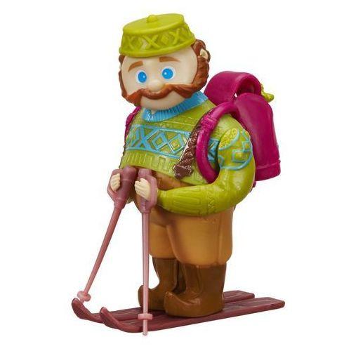 Disney Mini figurka Kraina Lodu Oaken na nartach