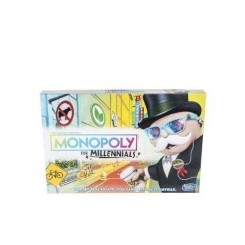 Monopoly dla Milenialsów - DARMOWA DOSTAWA OD 199 ZŁ!!!