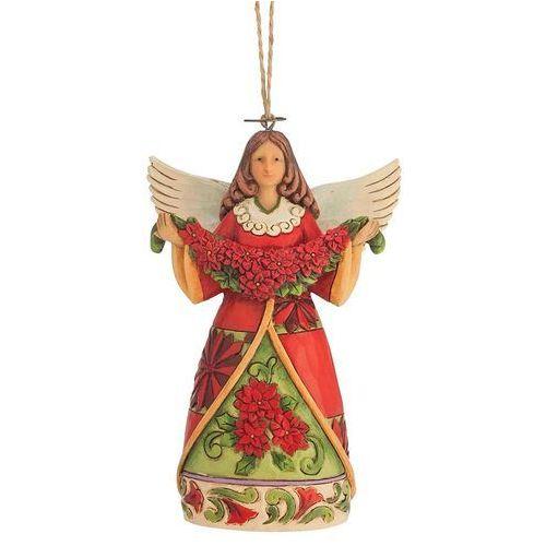 Anioł Zawieszka z Gwiazdą Betlejemską, (Hanging Ornament), 4047795 Jim Shore
