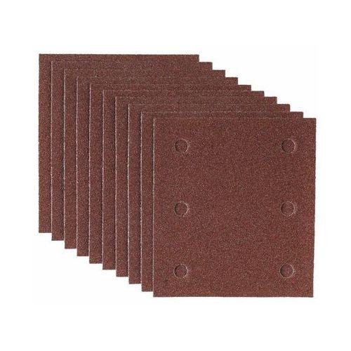 Metabo Papier ścierny 115x103 mm p60 10 szt.