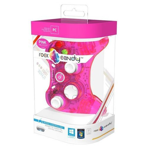 OKAZJA - Pdp rock candy wired controller dla komputerów pc – blueberry bloom