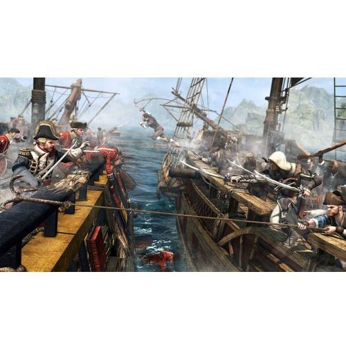 Assassin's Creed 4 Black Flag (PS4)