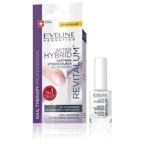 Eveline Nail Therapy Odżywka utwardzająca do paznokci After Hybrid Revitalum 12ml, 5901761965698