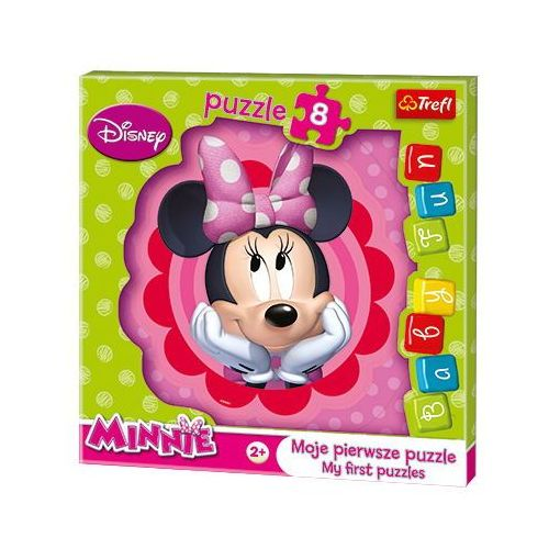 Baby fun - marząca minnie disney minnie marki Trefl