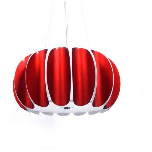 Lampa wisząca bellmaria red ldp 7788 (rd) - - sprawdź kupon rabatowy w koszyku marki Lumina deco