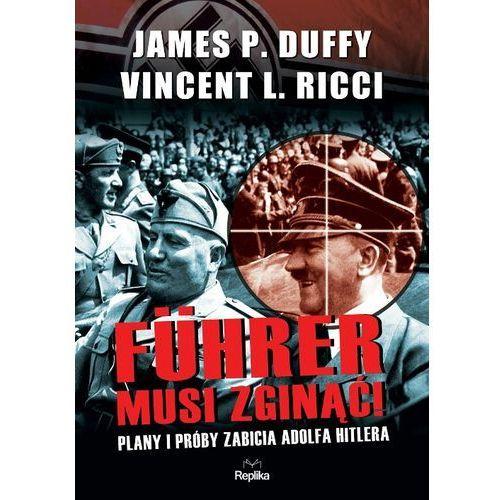 Fuhrer musi zginąć!, książka w oprawie broszurowej