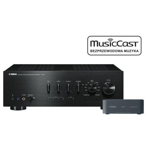 Yamaha a-s801 + musiccast wxad-10