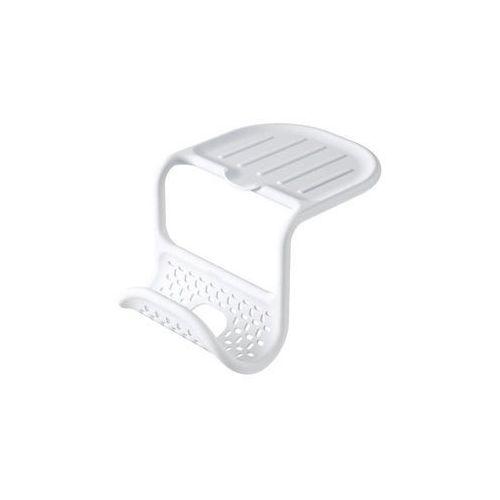 - uchwyt na akcesoria do mycia sling - biały - biały marki Umbra