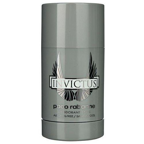 Paco rabanne  invictus dezodorant w sztyfcie 75.0 ml (3349668515752)