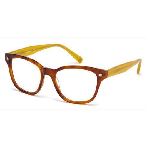 Okulary Korekcyjne Dsquared2 DQ5179 Manchester 053