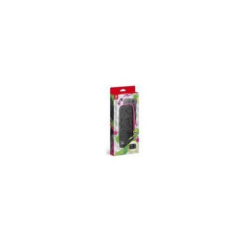 Nintendo Switch Carrying Case (Splatoon 2) &Screen Protector
