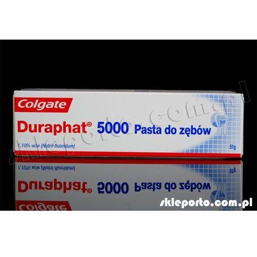 Colgate Duraphat 5000 - 51 g - pasta przeciw próchnicy - sprawdź w wybranym sklepie