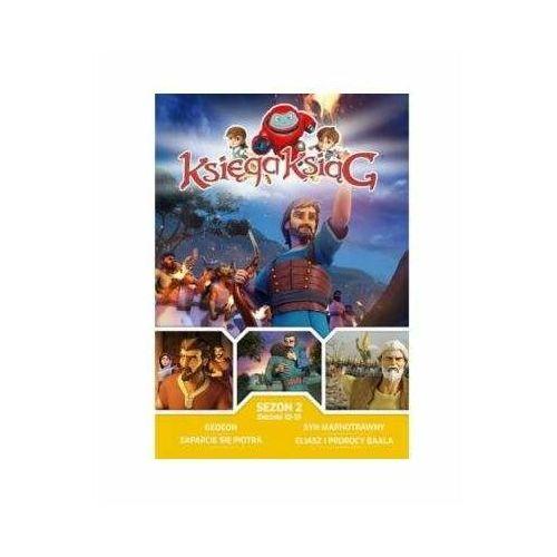 Księga Ksiąg - Sezon 2 - odcinki 10-13 DVD (5903856992657)