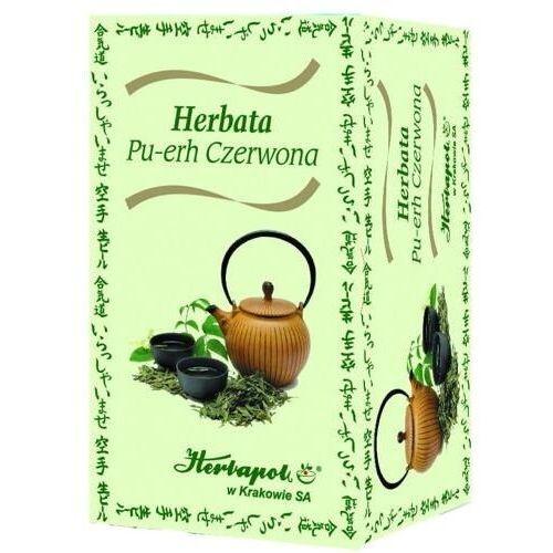 Herbapol kraków Herbatka pu-erh 100g