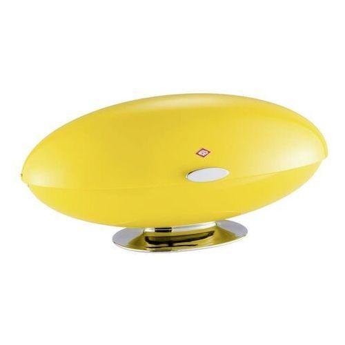 - space master - pojemnik na pieczywo, żółty marki Wesco