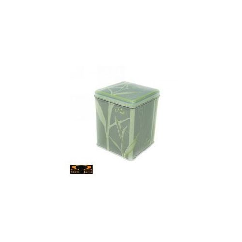Artbox Metalowa puszka na herbatę - zielona trawa - 25g