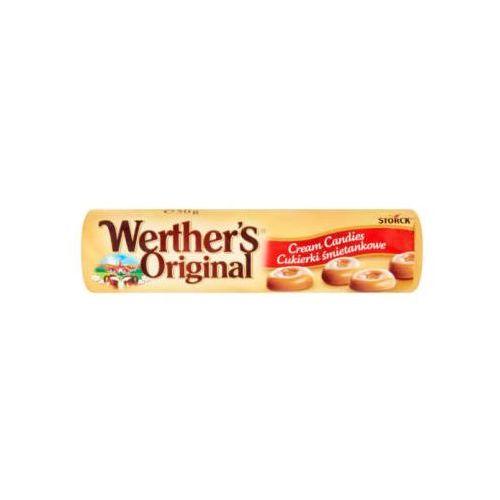 Storck Tradycyjne cukierki śmietankowe werther's original 50 g