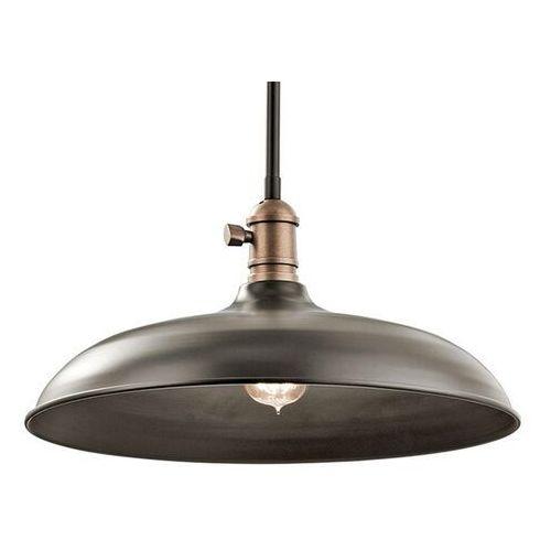 Lampa wisząca COBSON P OZ KL/COBSON/P OZ - Elstead Lighting - Rabat w koszyku (5024005294917)