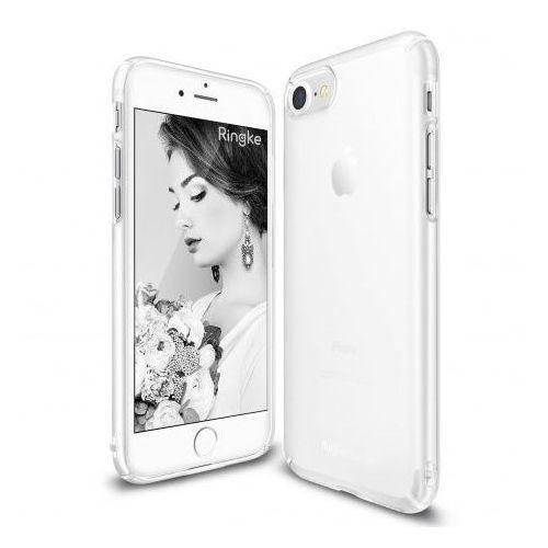 Rearth Ringke Slim Iphone 7 4,7'' - Frost White, kolor biały