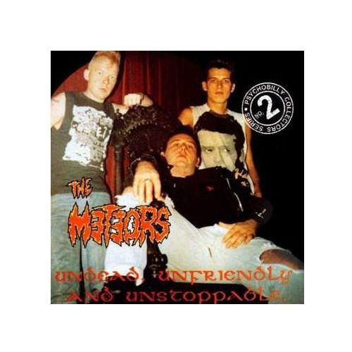 The meteors - undead, unfriendly and unstoppable od producenta Cherry red