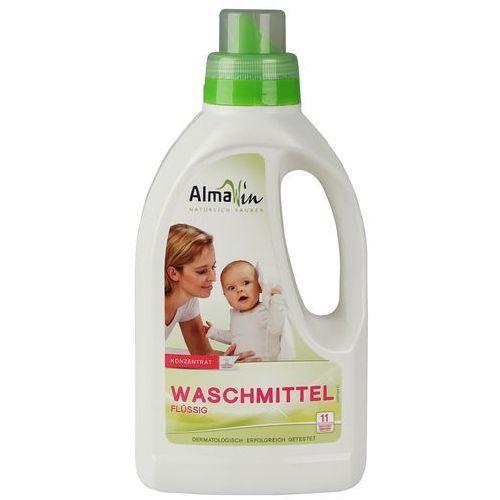 Płyn do prania dziecięcych ubrań eco 750 ml - almawin marki Almawin (środki czystości)