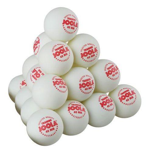 Joola Zestaw piłeczek do tenisa stołowego training 120 szt., biały