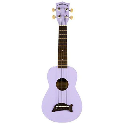 Kala Makala SD-PL ukulele sopranowe, Pearl White