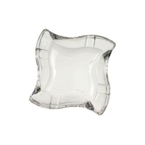 Villeroy & Boch - NewWave Glass Popielniczka wymiary: 17 x 17 cm