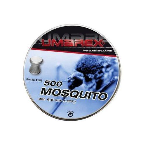 Umarex Śrut  mosquito kal 4,5 mm 500szt. (4.1915.1), kategoria: amunicja do wiatrówek