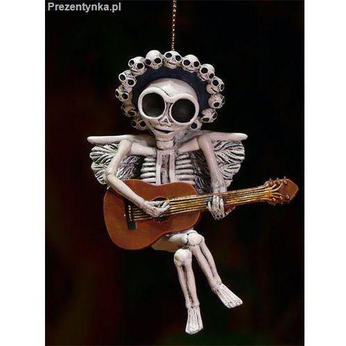 Breloczek szkielet z gitarą Veronese