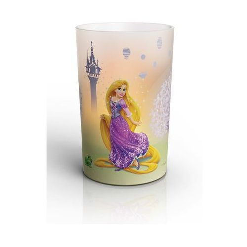 Philips Massive 71711/03/16 - LED Lampa stołowa CANDLES DISNEY RAPUNZEL LED/0,125W (8718291489931)