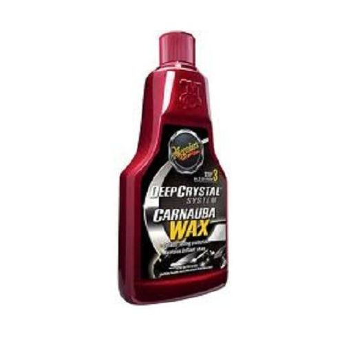 Meguiar's Deep Crystal Step 3 Carnauba Wax 473 ml, 25-08-12