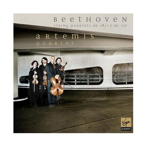 Empik.com String quartets op. 18/1 and op.127 - artemis quartet (płyta cd)