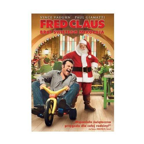 Dvd video Fred claus - brat św. mikołaja (7321910294598)