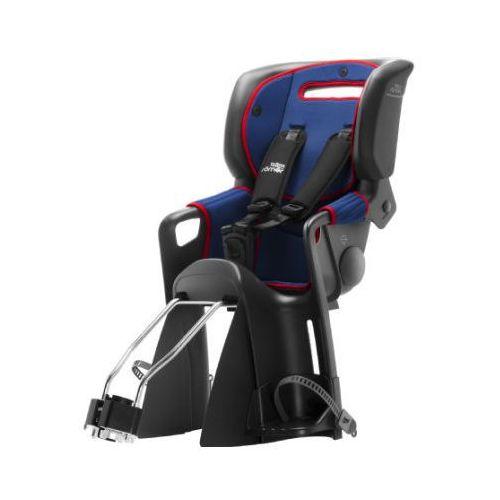 Britax römer fotelik rowerowy jockey² comfort black - black / red (4000984184419)