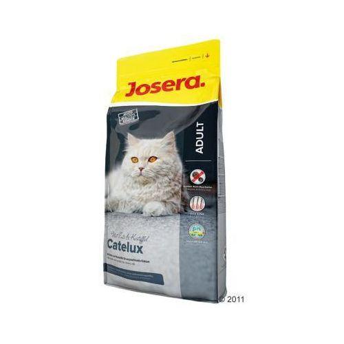 4 kg + myszka z kocimiętką i dźwiękiem gratis! - catelux, z kaczką i ziemniakami marki Josera. Najniższe ceny, najlepsze promocje w sklepach, opinie.