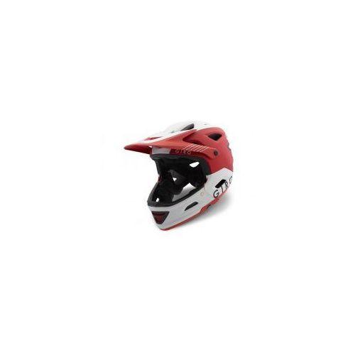 Kask full face switchblade integrated mips matte dark red roz. m (55-59 cm) marki Giro