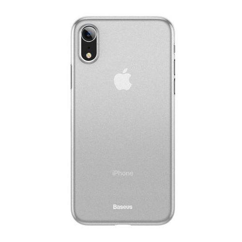 Baseus Wing Case Etui iPhone XR Białe (6953156279681)