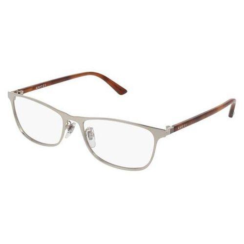 Okulary korekcyjne gg0133oj 004 marki Gucci