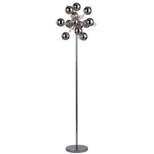 Nave Stojąca lampa podłogowa explosion 2027942 dekoracyjna oprawa kulki bubbles bombki chrom (4003222769812)