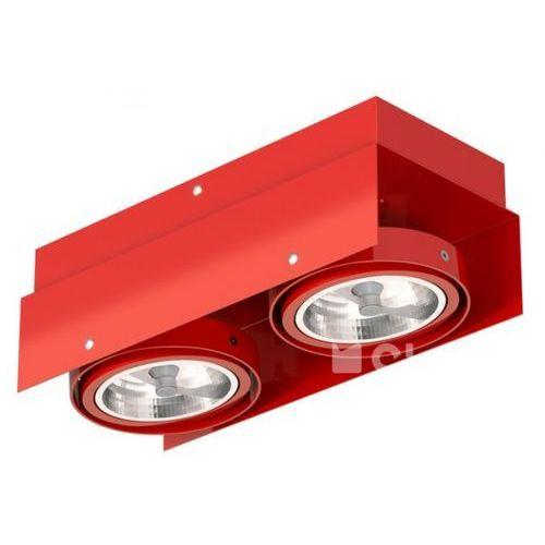 lampa sufitowa NYBRO CLASSIC 2xQR111, CLEONI CS0132PH+